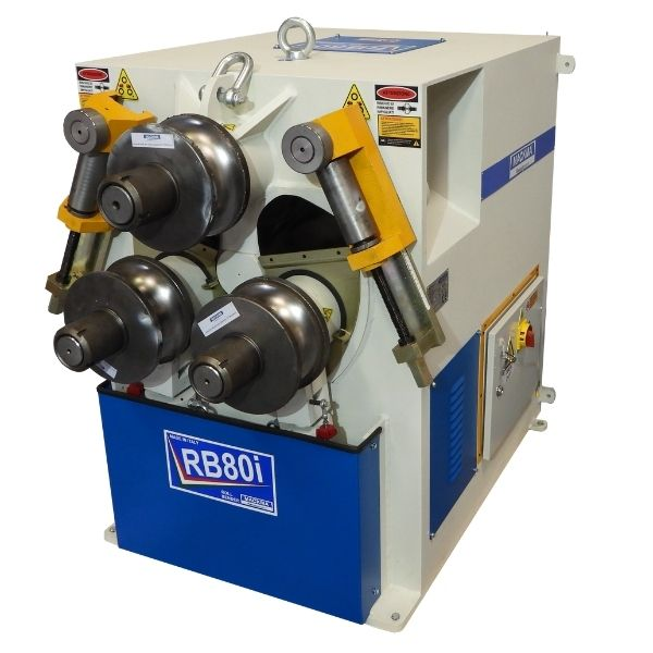 RB80 i centinatrice idraulica